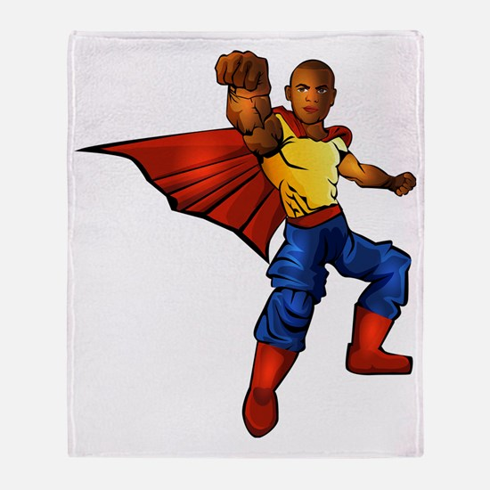 Wonder woman Throw Blanket