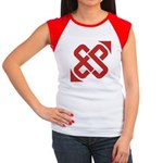 CFP Women's Cap Sleeve T-Shirt