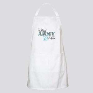 Proud Army Mom Apron