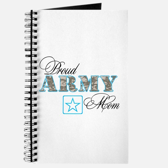 Proud Army Mom Journal