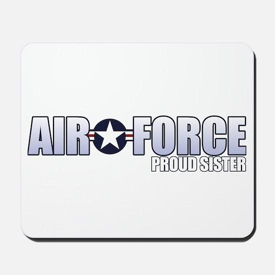 USAF Sister Mousepad