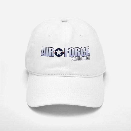 USAF Niece Baseball Baseball Cap
