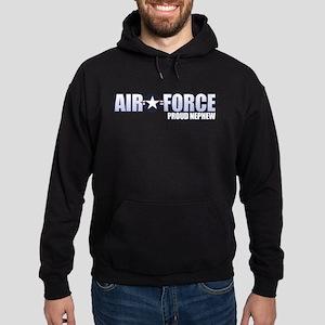 USAF Nephew Hoodie (dark)