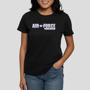 USAF Mother Women's Dark T-Shirt