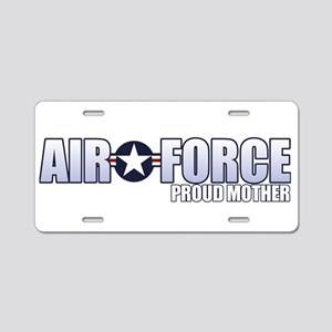 USAF Mother Aluminum License Plate