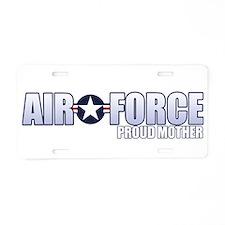 USAF Mother Aluminum License Plate