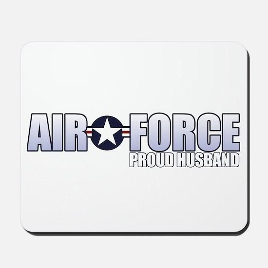 USAF Husband Mousepad
