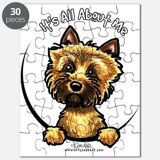 Cairn Terrier IAAM Puzzle