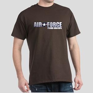 USAF Grandpa Dark T-Shirt