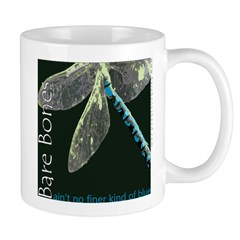 Dragonfly Dark Mug