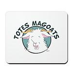Totes MaGoats Mousepad