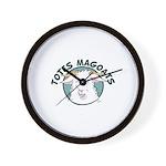 Totes MaGoats Wall Clock