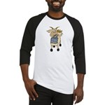 Funny Goats - Totes MaGoats Baseball Jersey