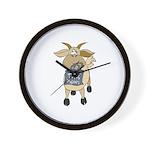 Funny Goats - Totes MaGoats Wall Clock