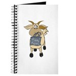 Funny Goats - Totes MaGoats Journal