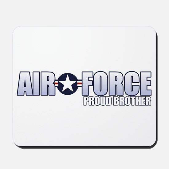 USAF Brother Mousepad