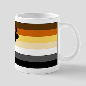 Bear Pride 11 oz Ceramic Mug