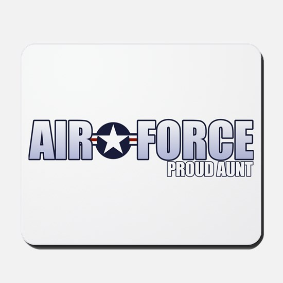 USAF Aunt Mousepad