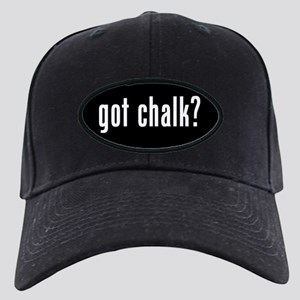 got chalk Black Cap