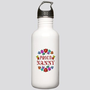 Proud Nanny Stainless Water Bottle 1.0L