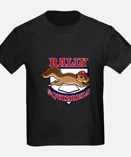 Cute St louis cardinals rally squirrel T