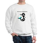Cute Mermaid Muriel MacBubble Sweatshirt