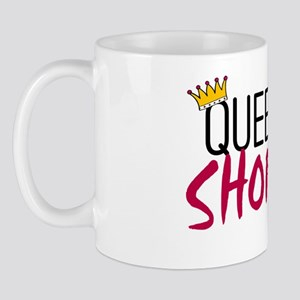 'Queen of Shopping' Mug