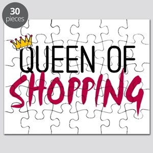 'Queen of Shopping' Puzzle