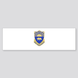 DUI - 508th Military Police Bn Sticker (Bumper)