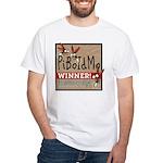 PiBoIdMo 2011 White Men's T-Shirt