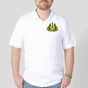 DUI - 47th Combat Support Hospital Golf Shirt