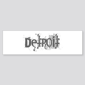 DETROIT CS Bumper Sticker