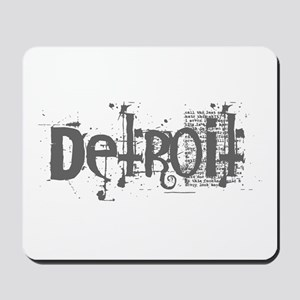 DETROIT CS Mousepad