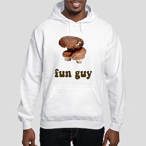 Fungi or Fun Guy? Hooded Sweatshirt