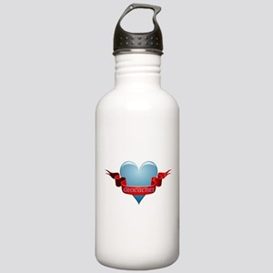 Geocacher Ribbon Stainless Water Bottle 1.0L