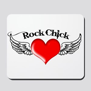 Rock Chick Mousepad