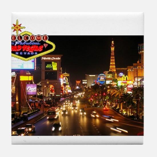 WMV Strip Tile Coaster