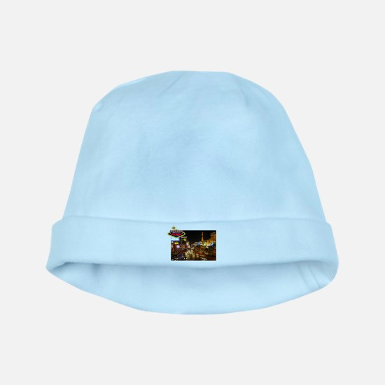 WMV Strip baby hat