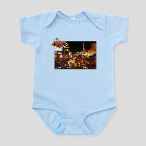 WMV Strip Infant Bodysuit