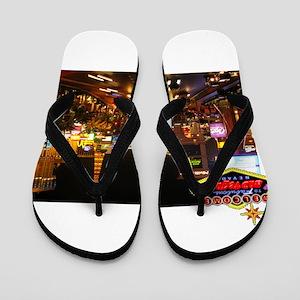 WMV Strip Flip Flops