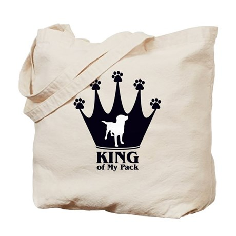 King of My Pack Tote Bag