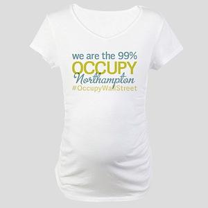 Occupy Northampton Maternity T-Shirt