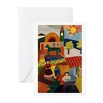 Mexicali I Greeting Cards (Pk of 10)