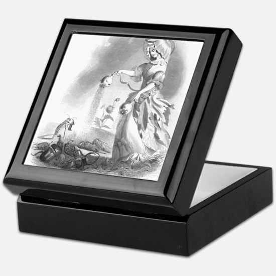 The Poppy Keepsake Box