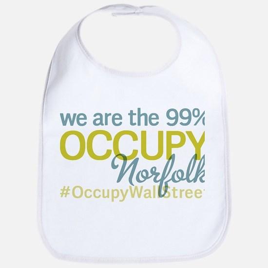 Occupy Norfolk Bib