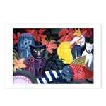 Gato Postcards (Package of 8)