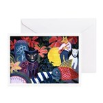 Gato Greeting Cards (Pk of 10)