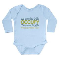 Occupy Niagara on the Lake Long Sleeve Infant Body