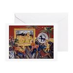 Sagitario Greeting Cards (Pk of 10)