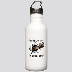 Funny Hockey Stainless Water Bottle 1.0L